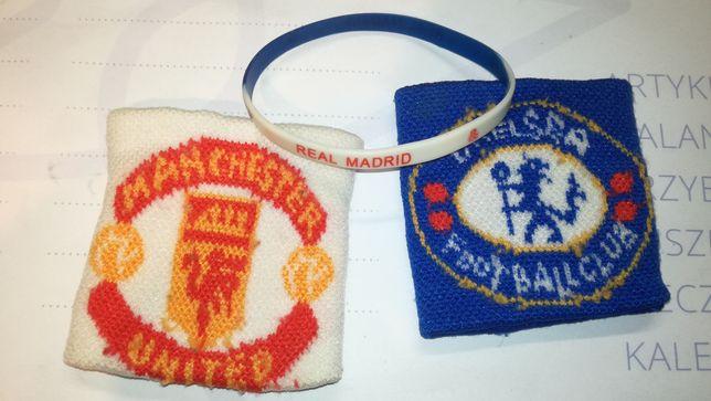 Sprzedam 2 frotki: Manchester United oraz Chelsea Football Club.