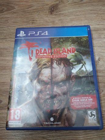 Gra PlayStation 4 DEAD ISLAND Definitive Edition PL PS4