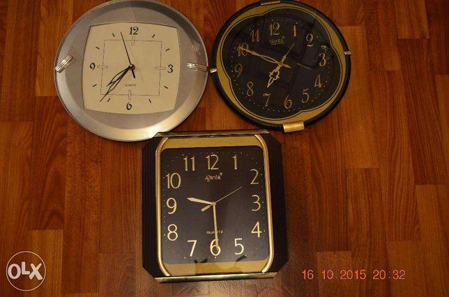 Настенные часы (3 штуки) не рабочие