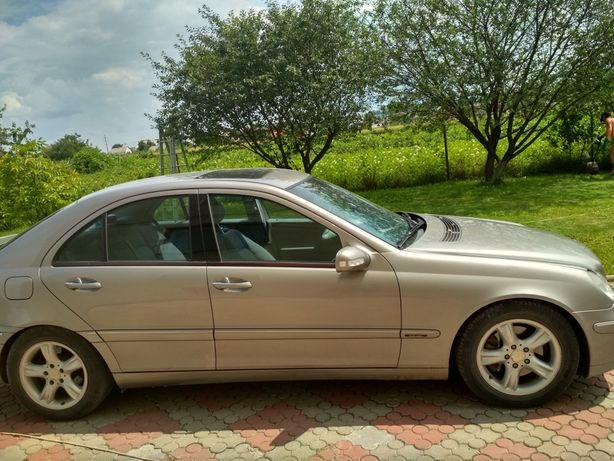 Mercedes c270 cdi 2003 р