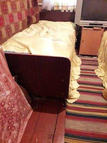 Кровать - СССР .