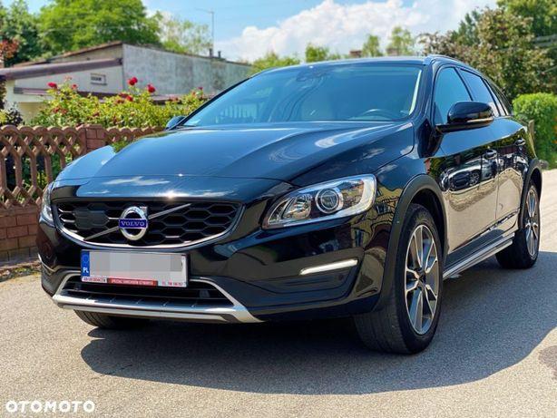 Volvo V60 1wł Salon Pl Fv23% Cross Country 190km Automat Skóra
