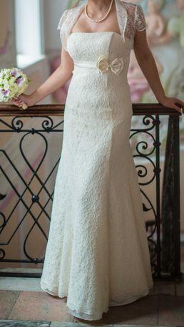 Сукня весільна + туфлі в подарунок