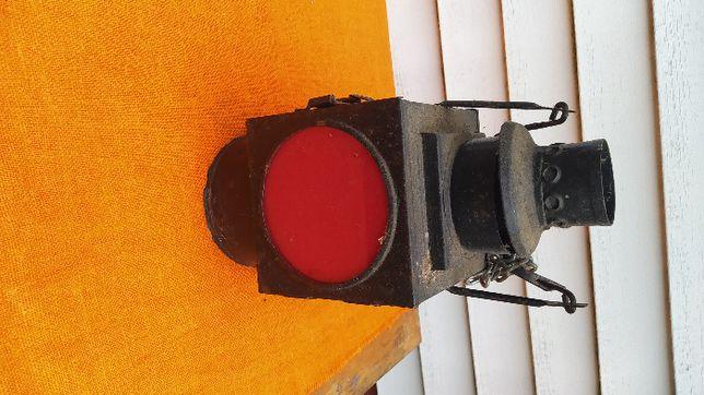 Lampa kolejowa sygnałowa