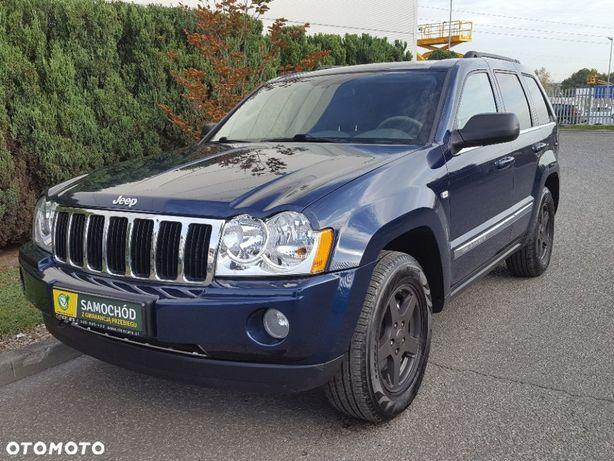 Jeep Grand Cherokee 3.0 Crd 218km Limited 1 Właściciel Skóra