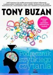 Podręcznik szybkiego czytania Autor: Tony Buzan