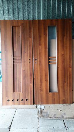 Drzwi wewnętrzne PORTA orzech