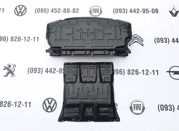 Защита двигателя VW Crafter/Mercedes Sprinter поддона картера радиатор