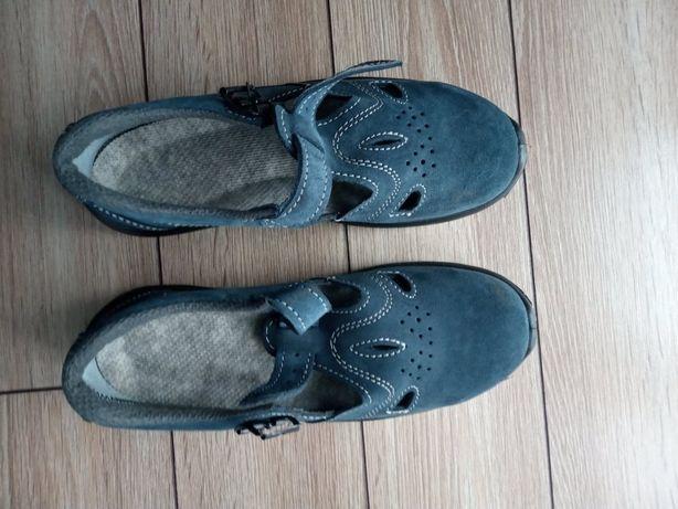 Nowe buciki stalcup