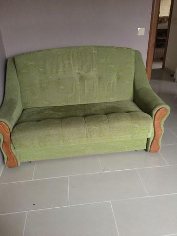 Sofa rozkładana jak nowa