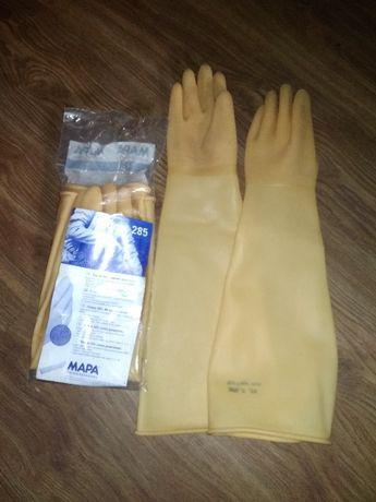 Rękawice tworzywowe Trident 285 Mapa Proffesional