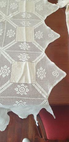 Toalha de mesa artesanal 1,70x1,50
