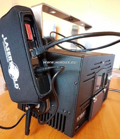 Laserworld ShowNet & software showeditor