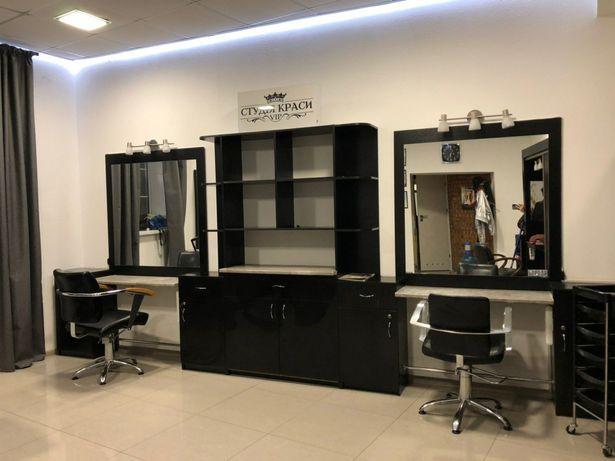 Продається робоче місце майстра-перукаря