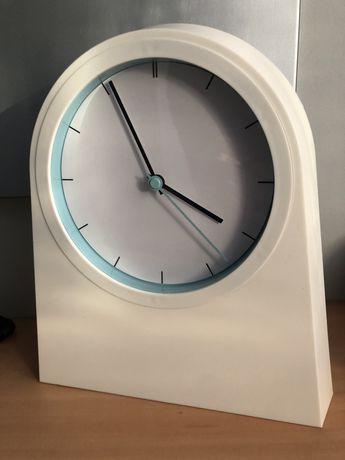 Zegarr biały Ikea