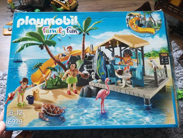 Playmobil family fun wyspa