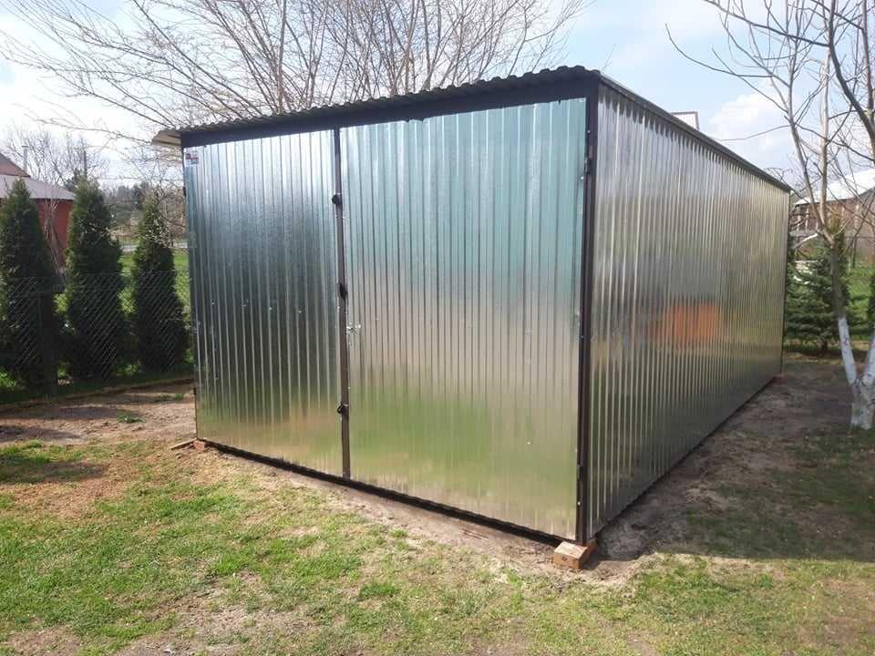 Garaż blaszany 3x5! Blaszak (Schowek, Magazyn ) 2x3, 4x5 6x6 itp.
