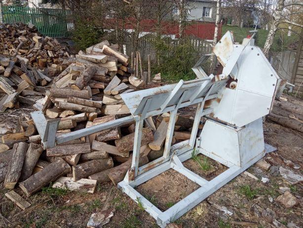 Piło łuparka do drewna Okazja