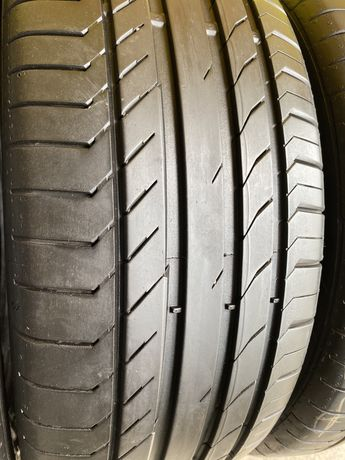 Continental ContiSportContact 5 235/55 R18