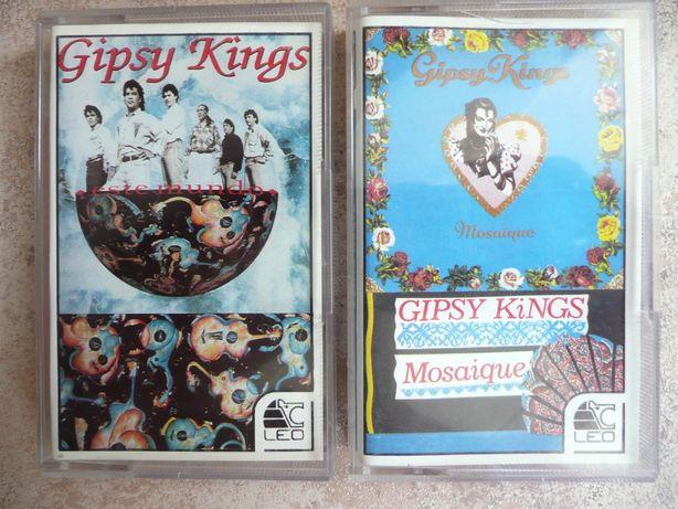 kasety gipsy kings