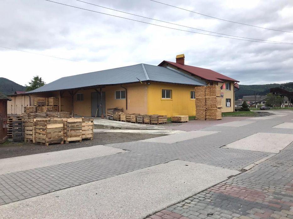 Продаж нежитлова будівля 1300 м.кв. 19 сот. м.Сколе Сколе - изображение 1