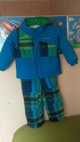 Комбінезон зимовий Columbia (двойка) Куртка Штани