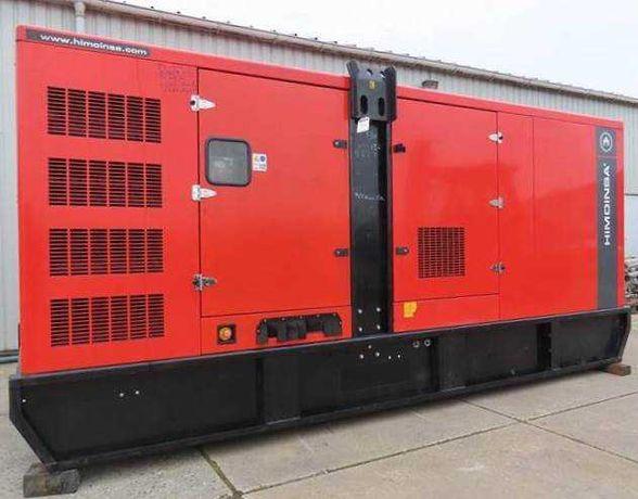 Gerador 660 kVA (PRP) Motor MTU e Alternador Stamford