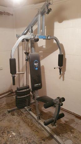 MultiGym Er6600 Atlas do ćwiczeń Romwster Fitness