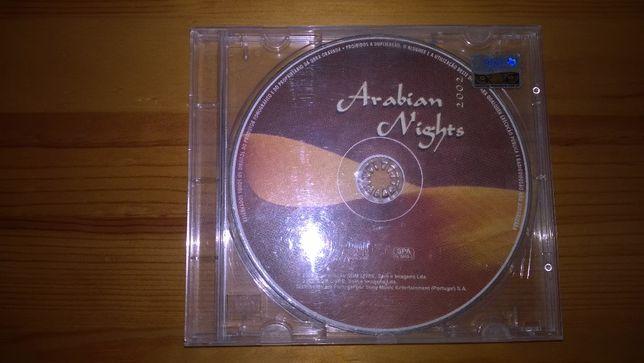 CD - Arabian Nights - Música de Dança Árabe