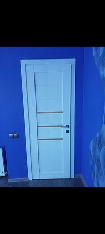 Монтаж дверей. Металлических  и межкомнатных установка фурнитуры.
