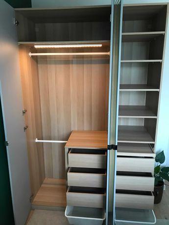 Szafa Ikea Pax 150x60x236 cm nowa