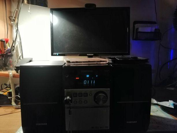 Wieża Samsung USB/MP3/AUX