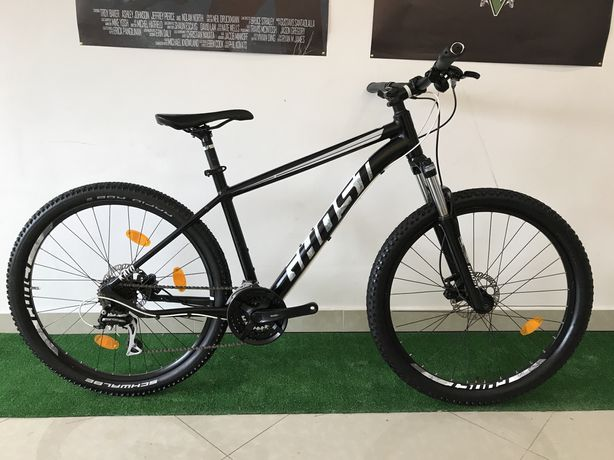"""Велосипед, б/у; GHOST kato-27.5"""" рама «M-L» 46 см 18"""" з Європи"""