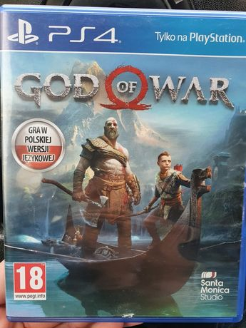 Gra god of war ps4