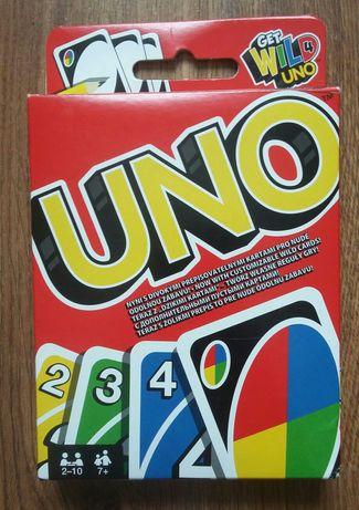 Gra karciana UNO - NOWA - Mattel