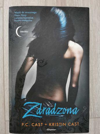 """""""Zdradzona"""" P.C., Kristin Cast"""