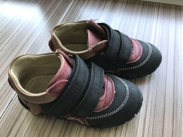 Ботиночки демисезонные на мальчика 21 размер