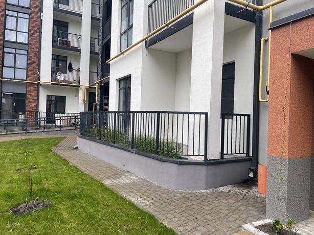 Продажа квартиры с частью земли новострой