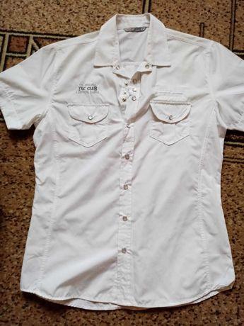 Новая дешево Красивая рубашка на парня мальчика S Турция 100% коттон