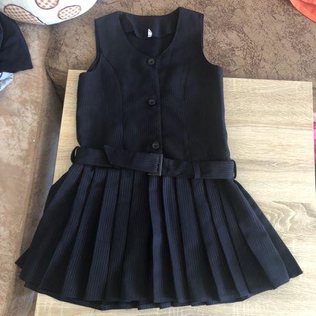 Шкільна форма школьная форма юбка пиджак сарафан штаны