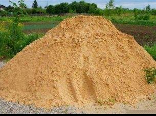 Песок строительный для кладки и бетона безлюдовский с дставкой !
