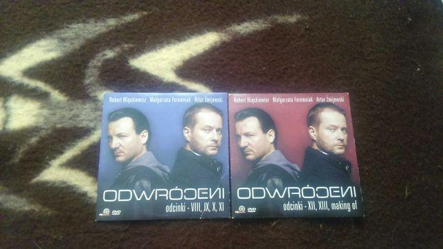 Odwroceni serial dvd