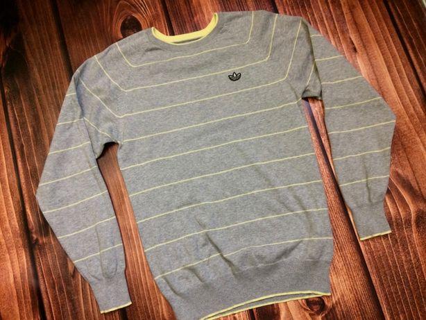 ADIDAS oryginalny sweterek r.M stan BDB
