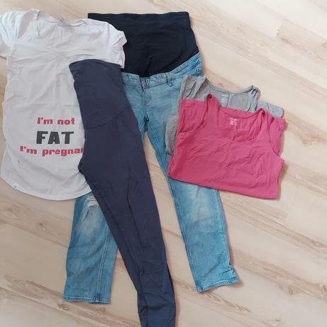 Ubrania ciążowe L -xl