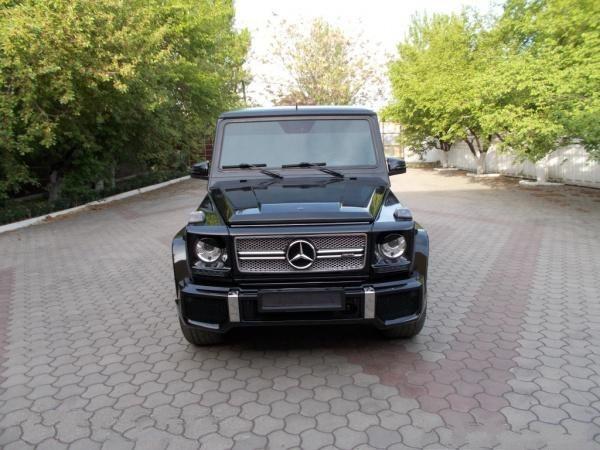 Mercedes-Benz G 500 (65 AMG) 2001