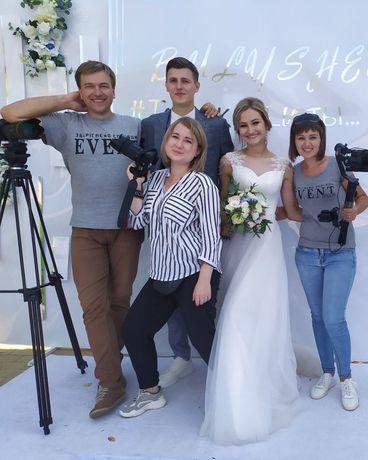 Видеооператор видеосъёмка видеограф відеооператор Яготин Березань