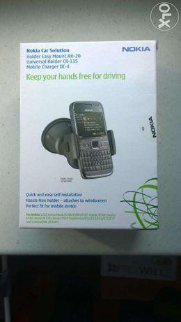 Uchwyt samochodowy Nokia z ładowarką