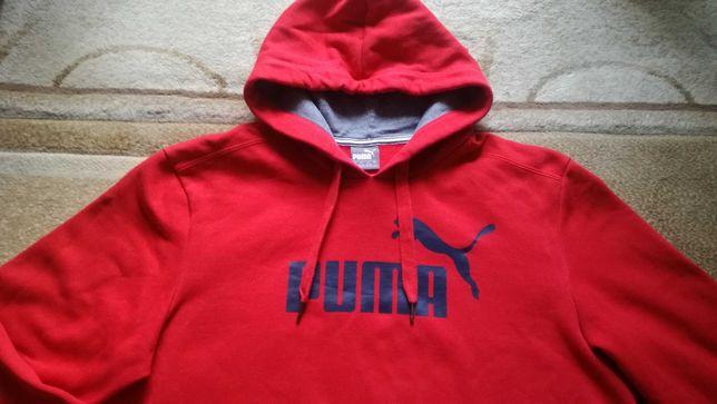 Bluza dresowa dres PUMA r.XL stan bardzo dobry