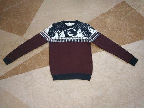 Свитер теплый Knitwear