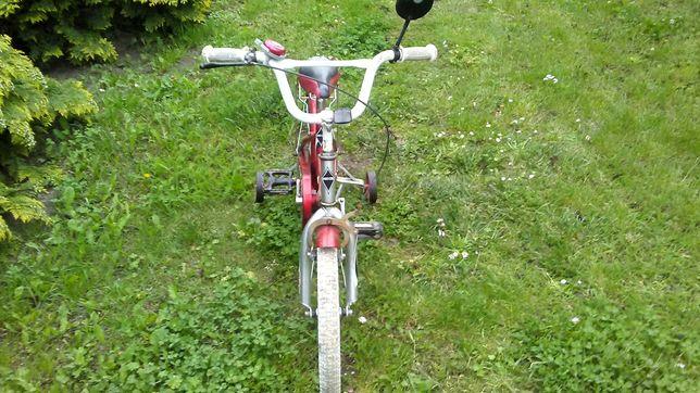 Mały rowerek dziecięcy